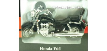 Honda F6C escala 1/18 Welly