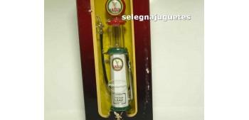 Surtidor gasolina Eagle escala 1/18 Yat Ming maqueta miniatura