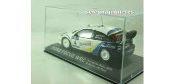 Ford Focus WRC Acropolis 2003 (vitrina) M. Martin escala 1/43
