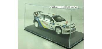 Ford Focus WRC Acropolis 2003 (vitrina) M. Martin escala 1/43 Ixo