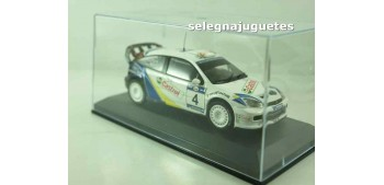 Ford Focus WRC Acropolis 2003 (vitrina) M. Martin - M. Park escala 1/43 Ixo