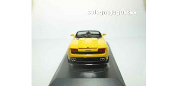 Lamborghini Gallardo LP560-4 2009 yellow escala 1/43 Norev