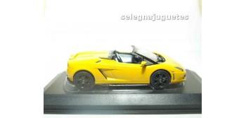 Lamborghini Gallardo LP560-4 2009 yellow escala 1/43 Norev