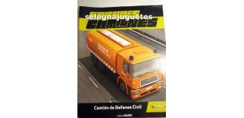 Camión de Defensa Civil - Fascículo 11 - Grandes Camiones