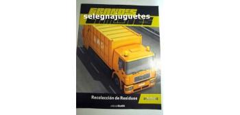 Recolección de Residuos - Fascículo 8 - Grandes Camiones