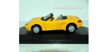 miniature car Porsche Boxter (showcase) 1/43 Motor max