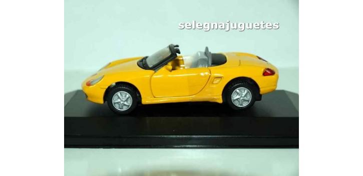 coche miniatura Porsche Boxter (vitrina) 1/43 Motor max