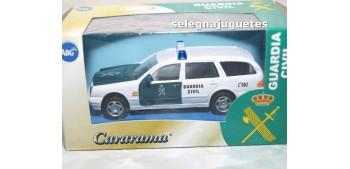 Mercedes Benz 300T Guardia Civil escala 1/43 Cararama