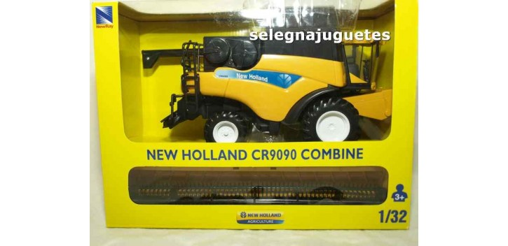 Cosechadora New Holland CR9090 Combine