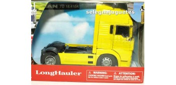 Man TG 18.410A cabeza tractora 1/32 New Ray