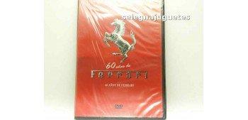 DVD - 60 años de Ferrari Dvd y Vhs