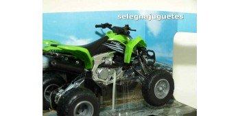 Kawasaki KFX 450R Quad 1/12 New ray moto miniatura