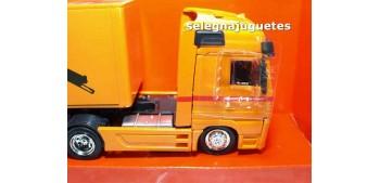 miniature truck Mecedes Actros Repsol Honda Team Dani Pedrosa