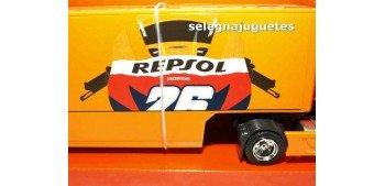 Mecedes Actros Repsol Honda Team Dani Pedrosa 1/43 New Ray