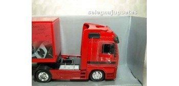 miniature truck Mercedes Benz Actros 1:43 New Ray