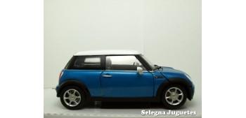 Mini cooper escala 1/24 Cararama coche miniatura metal