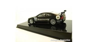 miniature car MERCEDES BENZ CLK DTM 2000 FASSLER Nº 6 - 1/43
