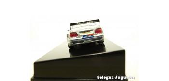 coche miniatura MERCEDES BENZ CLK DTM 2000 JAGER Nº 2 - 1/43