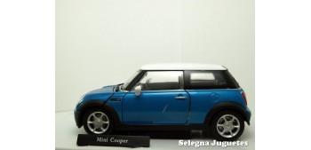 miniature car Mini cooper escala 1/24 Cararama coche miniatura