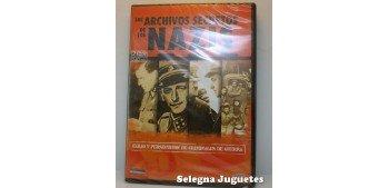 DVD - Los archivos secretos de los Nazis - Lote 2 DVD - 240 minutos