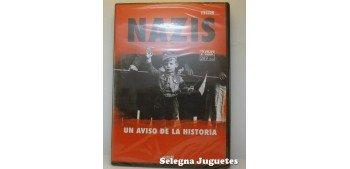 DVD - Nazis, un aviso de la Historia - Lote 2 DVD - 289 minutos