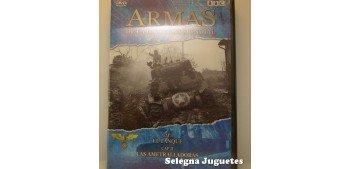 DVD - Armas de la II Guerra Mundial - 5 DVD - 250 minutos
