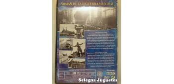 DVD ARMAS DE LA II GUERRA MUNDIAL Lote 5 DVD - 250 minutos