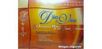 VHS - Dias de Vino - 8 VHS + LIBRO