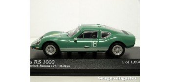 MELKUS RS 1000 1971 1/43 MINICHAMPS COCHE ESCALA