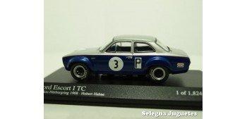 FORD ESCORT I TC 1968 HAHNE 1/43 MINICHAMPS COCHE ESCALA Auto Art
