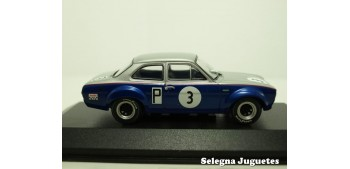 FORD ESCORT I TC 1968 HAHNE 1/43 MINICHAMPS COCHE ESCALA Auto Art