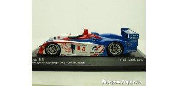 AUDI R8 1000KM SPA 2005 ORTELLI 1/43 MINICHAMPS