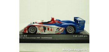 AUDI R8 1000KM SPA 2005 ORTELLI - 1/43 MINICHAMPS