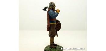 soldado plomo Vikingo Siglo IX soldado plomo tamaño 54 mm