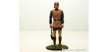 Soldado a Pie Castellano soldado plomo escala 54 mm Altaya