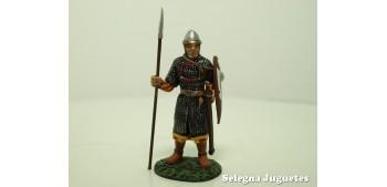 lead figure Guerrero Normando Siglo XI soldado plomo escala 54