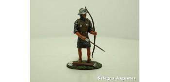 ARQUERO INGLES SIGLO XIII SOLDADO PLOMO 54 mm ALTAYA