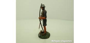 soldado plomo ARQUERO INGLES SIGLO XIII SOLDADO PLOMO 54 mm