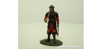 lead figure GUERRERO MONGOL SIGLO XII SOLDADO PLOMO 54 mm ALTAYA
