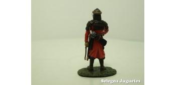 GUERRERO MONGOL SIGLO XII SOLDADO PLOMO 54 mm ALTAYA