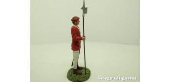 ALABARDERO SUIZO SIGLO XV SOLDADO PLOMO 54 mm ALTAYA Frontline Figures