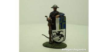 lead figure BALLESTERO SIGLO XV SOLDADO PLOMO 54 mm ALTAYA