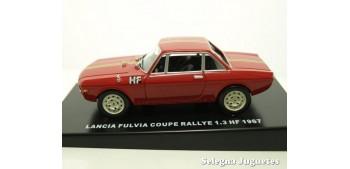 LANCIA FULVIA COUPE RALLYE 1.3 HF 1967 - 1/43 COCHE ESCALA