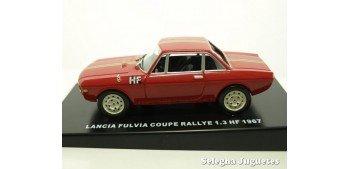 Lancia Fulvia Coupe Rallye 1.3 HF 1967 escala 1/43