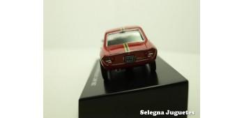coche miniatura Lancia Fulvia Coupe Rallye 1.3 HF 1967 escala