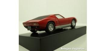 coche miniatura Lamborghini Miura SV 1971 escala 1/43 Dea coche