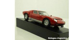 Lamborghini Miura SV 1971 escala 1/43 Dea coche miniatura metal