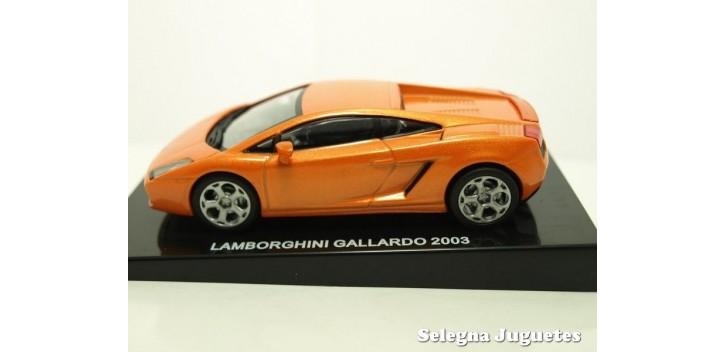 LAMBORGHINI GALLARDO 2003 - 1/43 DEA COCHE METAL