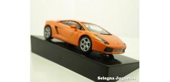 Lamborghini Gallardo 2003 escala 1/43 Dea coche metal miniatura