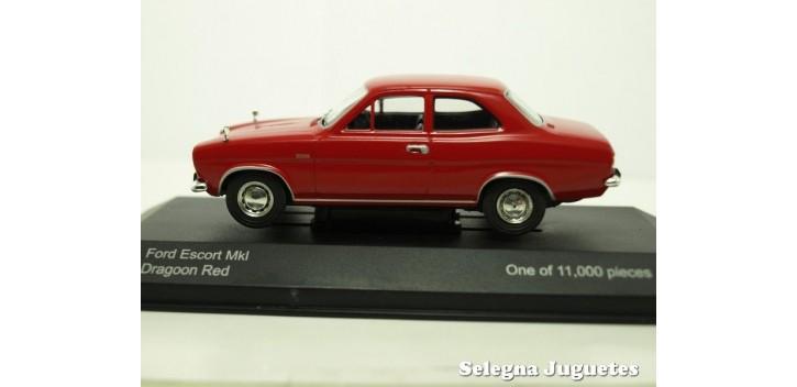 Ford Escort MK I 1/43 Vanguards coche metal miniatura